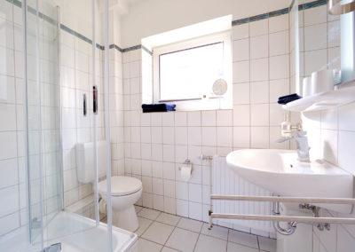 Apartment für 2 Personen im Gästehaus Zollstraße