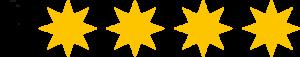 Klassifizierung 4 Sterne (DTZ)