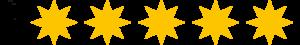 Klassifizierung 5 Sterne (DTZ)